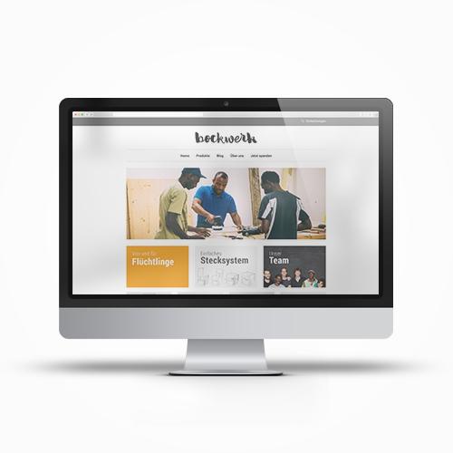 Bockwerk Website